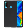 BackCover Hoesje Color Telefoonhoesje Huawei P30 Lite - Zwart