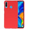 BackCover Hoesje Color Telefoonhoesje Huawei P30 Lite - Rood