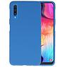 Color TPU Hoesje Samsung Galaxy A50 Navy