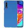BackCover Hoesje Color Telefoonhoesje Samsung Galaxy A70 - Navy