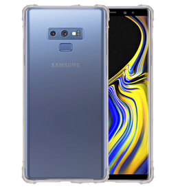 Schokbestendig Back Cover Hoesje Samsung Galaxy Note 9 Transparant