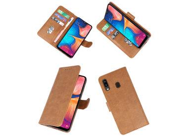 Samsung Galaxy A20e Bookstyle & Flipcases