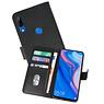 Bookstyle Wallet Cases Hoesje Huawei P Smart Z Zwart