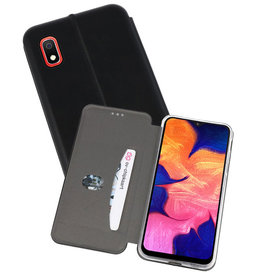 Slim Folio Case Samsung Galaxy A10 Zwart