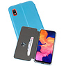 Slim Folio Case Samsung Galaxy A10 Blauw