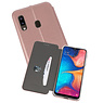 Slim Folio Case Samsung Galaxy A20 Roze