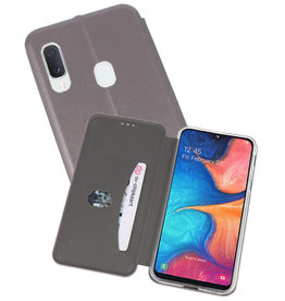 Slim Folio Case Samsung Galaxy A20e Grijs