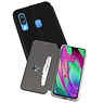 Slim Folio Case Samsung Galaxy A40 Zwart