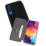 Slim Folio Case Samsung Galaxy A50 Zwart