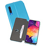 Slim Folio Case Samsung Galaxy A50 Blauw