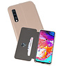 Slim Folio Case Samsung Galaxy A70 Goud