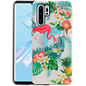 Flamingo Design Hardcase Backcover Huawei P30 Pro