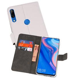Wallet Cases Hoesje Huawei P Smart Z Wit