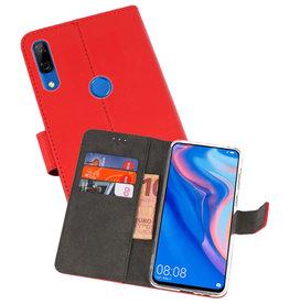 Wallet Cases Hoesje Huawei P Smart Z Rood