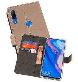 Wallet Cases Hoesje Huawei P Smart Z Goud