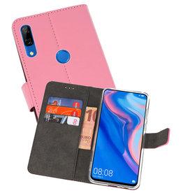 Wallet Cases Hoesje Huawei P Smart Z Roze