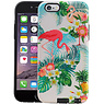 Flamingo Design Hardcase Backcover iPhone 6