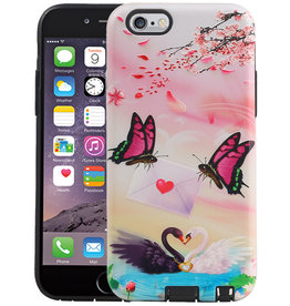 Vlinder Design Hardcase Backcover iPhone 6