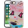 Vlinder Design Hardcase Backcover iPhone 8 / 7