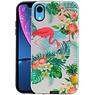Flamingo Design Hardcase Backcover iPhone XR
