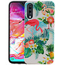 Flamingo Design Hardcase Backcover Samsung Galaxy A70