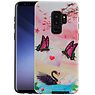 Vlinder Design Hardcase Backcover Samsung Galaxy S9 Plus