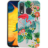Flamingo Design Hardcase Backcover Samsung Galaxy A30