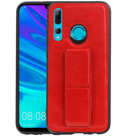 Grip Stand Hardcase Backcover Honor 20 Lite Rood