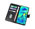 Bookstyle Wallet Cases Hoesje voor Samsung Galaxy M40 Zwart