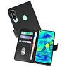 Bookstyle Wallet Cases Hoesje Samsung Galaxy M40 Zwart