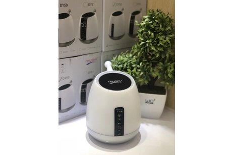 Night Light Bluetooth Speaker DY-50 Wit