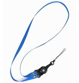 CSC Touwtjes voor Telefoon Hoesjes, Fluitje of Badge Donker Blauw