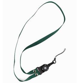 CSC Touwtjes voor Telefoon Hoesjes, Fluitje of Badge Donker Groen