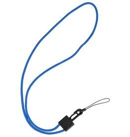 CSC Ronde Touwtjes voor Telefoon Hoesjes of Badge Donker Blauw