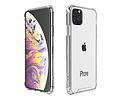 Schokbestendig TPU hoesje voor iPhone 11 Transparant