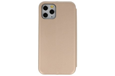 Slim Folio Case voor iPhone 11 Pro Max Goud