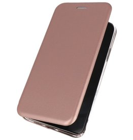 Slim Folio Case Samsung Galaxy A10s Roze