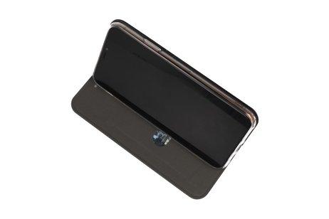 Slim Folio Case voor Samsung Galaxy A50s Zwart