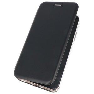 Slim Folio Case voor Samsung Galaxy A70s Zwart
