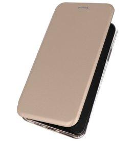 Slim Folio Case Samsung Galaxy A70s Goud