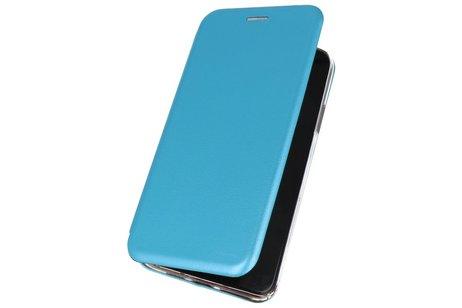 Slim Folio Case voor Samsung Galaxy Note 10 Blauw