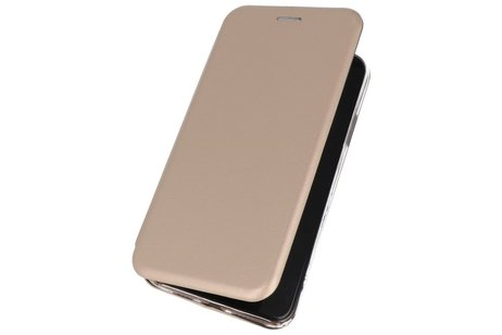 Slim Folio Case voor Samsung Galaxy Note 10 Goud