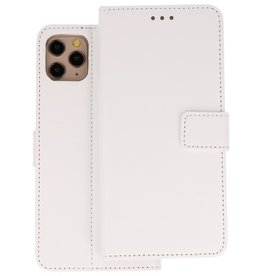 Wallet Cases Hoesje iPhone 11 Pro Max Wit