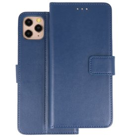 Wallet Cases Hoesje iPhone 11 Pro Max Navy