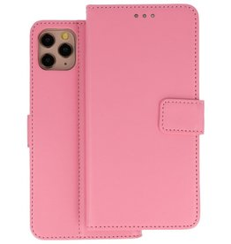 Wallet Cases Hoesje iPhone 11 Pro Max Roze