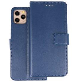 Wallet Cases Hoesje iPhone 11 Pro Navy