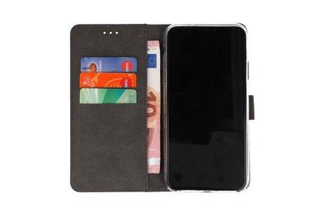 Wallet Cases Hoesje voor Nokia 6.2 Bruin