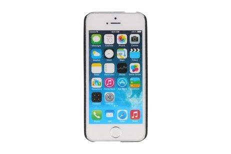 Bruin Ruit Hard Case Cover Hoesje voor Apple iPhone 5C