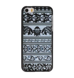 Barok Hard Case Cover Hoesje voor Apple iPhone 5C