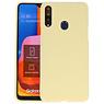 BackCover Hoesje Color Telefoonhoesje Samsung Galaxy A20s - Geel